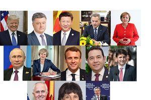 Tiết lộ mức lương 'khủng' của các vị lãnh đạo nổi tiếng thế giới