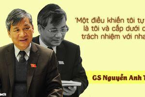 GS Nguyễn Anh Trí: 'Phần thưởng cao quý nhất là tình cảm chân thành của bệnh nhân, học trò, nhân viên'