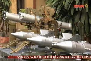 Cặp 'sát thủ diệt tăng' có tầm bắn xa nhất của Việt Nam