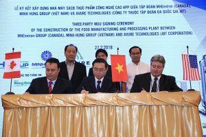 Xây dựng nhà máy sản xuất chế biến thực phẩm công nghệ cao HPP tại Việt Nam
