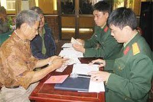 Thủ tục cộng nối thời gian công tác trong quân đội