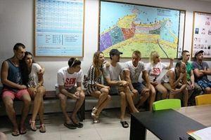 Thái Lan bắt nhóm 'giảng viên tình dục' người Nga tại Pattaya