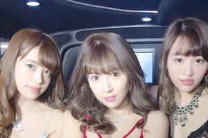 3 nữ diễn viên phim khiêu dâm Nhật Bản thành lập nhóm nhạc Kpop