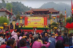 Xuân về trên quê hương xứ Lạng