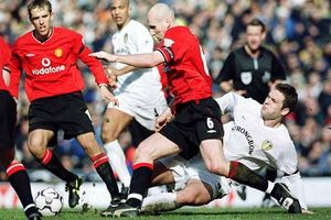 Jaap Stam - sai lầm lớn nhất của Sir Alex Ferguson