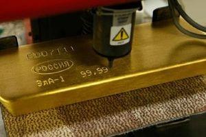 Nga dự trữ vàng vượt Trung Quốc vì sống trong trừng phạt