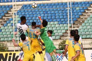 Bùi Tiến Dũng xin lỗi người hâm mộ vì sai lầm ở AFC Cup
