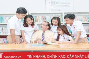 iSchool Hà Tĩnh - Trường tốt cho con với giáo dục chất lượng cao