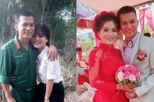 Chuyện tình yêu 26 ngày, đi bộ đội 2 năm và cái kết ngọt giúp dân mạng quên đi đám cưới bạn thân và người yêu cũ