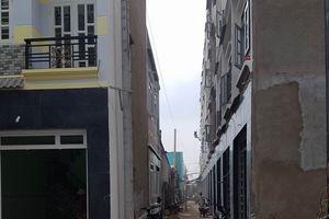 TP HCM: 'Lộ' biến tướng nhiều công trình xây dựng sai phép tại phường Tân Tạo A?