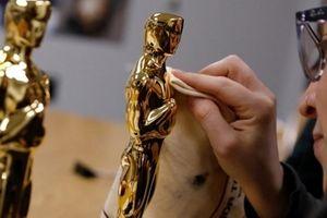 Xem quá trình sản xuất tượng vàng Oscar danh giá