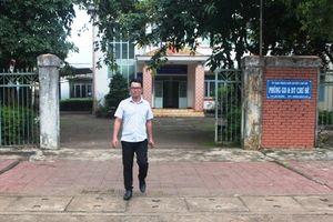 Kỷ luật Cảnh cáo Bí thư thị trấn Chư Sê