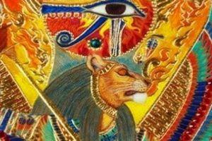 Sekhmet - Nữ thần Ai Cập cổ và 'ma cà rồng đầu tiên của thế giới'