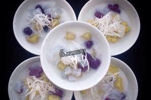 Cách làm chè khoai dẻo Đài Loan khiến chị em phát thèm