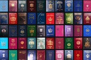 BXH hộ chiếu quyền lực nhất thế giới: Việt Nam xếp sau Campuchia 2 bậc