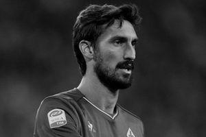 Thế giới bóng đá bàng hoàng trước cái chết đột ngột của Astori
