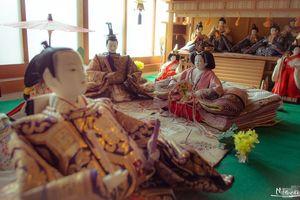 Những bức ảnh ấn tượng về Lễ hội búp bê Hina Matsuri của Nhật Bản