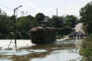 Gia Lai: Chiến sỹ Công an mắc kẹt dưới ngầm đập tràn đã hy sinh