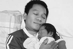 Diễn giả Sơn Lâm: 'Dù có con, tôi và bạn gái chưa về sống chung trong một gia đình'