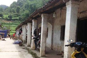 Nhà trình tường của người Dao Tiền ở Cao Bằng