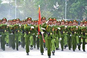 Lực lượng Công an cần thực sự là ''thanh kiếm và lá chắn'' bảo vệ Đảng, nhân dân