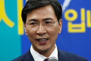 Hàn Quốc: Ngôi sao chính trị từ chức vì 'cưỡng hiếp thư ký'