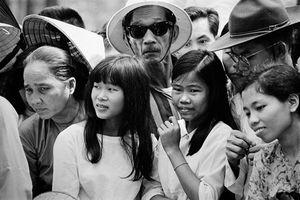 Lặng người trước loạt ảnh phụ nữ trong chiến tranh VN