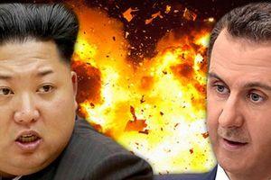 Sự gắn kết bí mật đằng sau mối quan hệ Triều Tiên - Syria