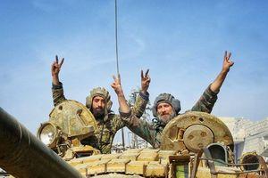 'Hổ Syria' sát cánh Vệ binh Cộng hòa phục hận phiến quân tại Đông Ghouta