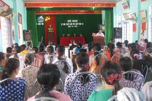 Hội Phụ nữ Quảng Trị chung tay phòng chống ma túy