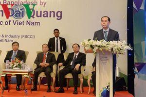 Kim ngạch thương mại Việt Nam-Bangladesh có thể vượt 2 tỷ USD năm 2020