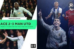 Biếm họa 24h: Đại chiến PSG vs Real Madrid che mờ chiến thắng của MU
