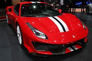 Siêu xe Ferrari 488 Pista sẽ có giá từ 6,8 tỷ đồng