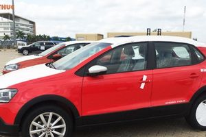 Ô tô mới 'đẹp long lanh' của Volkswagen giá 725 triệu đồng tại Việt Nam có gì hay?