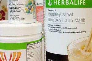 Quảng cáo gây nhầm lẫn Herbalife Việt Nam bị xử phạt 140 triệu