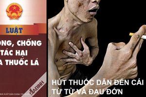 Bộ Y tế Việt Nam nhận giải thưởng quốc tế về thành tựu nổi bật trong giám sát sử dụng thuốc lá