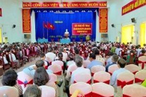 Bình Thuận: Đối thoại giữa người đứng đầu cấp ủy, chính quyền tỉnh với nhân dân