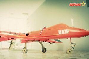 Thán phục thiết kế UAV tốc độ cao UAV-02 của Việt Nam