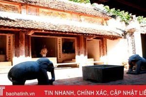 Đền Gôi Vị được xếp hạng Di tích lịch sử Văn hóa cấp Quốc gia