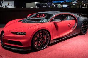 Cận cảnh siêu xe Bugatti Chiron Sport 2019: tốc độ tối đa 420 km/h, giá 'chỉ có' 84 tỷ