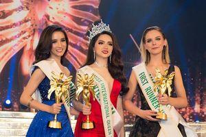 Kết quả chung kết Hoa hậu Chuyển giới 2018: Hương Giang đăng quang