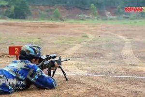 Điều ít biết về súng bắn tỉa số 1 của HQĐB Việt Nam
