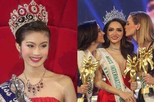 Từ Nong Poy đến Hương Giang: 13 mỹ nhân từng đăng quang Hoa hậu Chuyển giới Quốc tế