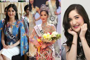 Nhan sắc 'mờ nhạt' của tân Hoa hậu Hoàn vũ Indonesia 2018, H'Hen Niê có thêm đối thủ mới!