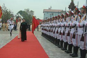 Lực lượng Công an nhân dân là thanh bảo kiếm bảo vệ Đảng, Tổ quốc và nhân dân