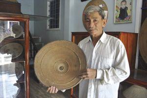 Nón ngựa Phú Gia - Một nét văn hóa đất võ Bình Định