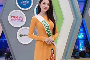 Ngắm những bộ cánh giúp Hương Giang Idol đăng quang HH Chuyển giới