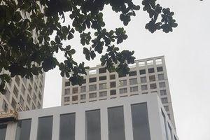 Cháu bé 3 tuổi gặp tai nạn thương tâm tại dự án Nam Định Tower