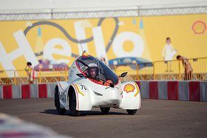 Việt Nam vô địch giải đua xe tiết kiệm nhiên liệu Châu Á