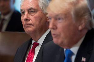Tổng thống Trump sa thải Ngoại trưởng Tillerson sau 14 tháng sóng gió